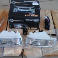 2004 Isuzu Fog lights set Selling for R495