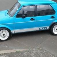 VW Citi Golf 1 mp9