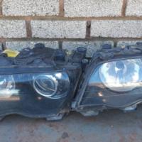 BMW E46 spares parts