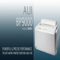 THE AUI | BP9000 DOT MATRIX PRINTER