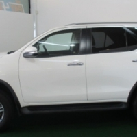 2016 Toyota Fortuner Fortuner 2.8gd-6 4x4 a t