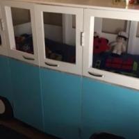Kids Combi Bed
