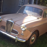 1956 Wolseley 1500cc for restoration