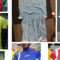 Jnr soccer kit(14+1)