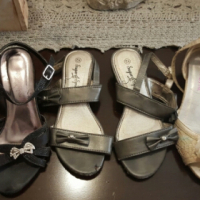 childrens clothes and shoes
