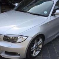 BMW 1 Series 120d coupe M Sport auto
