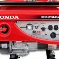 Honda Generator EP2500CX
