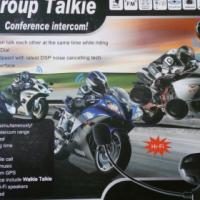 G8 group talkie