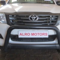 Toyota Hilux 2.5D-4D SRX LWB SC