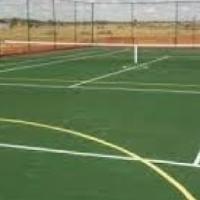 Tennis court, basketball, netball and comb court resurfacing