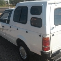 Bakkie for Sale Mazda Rustler 1600 with Canopy