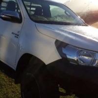 Toyota Raider Hilux 2.8GD6 S/C