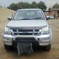 Isuzu KB 300 LX Double Cab to swop for Auto SUV