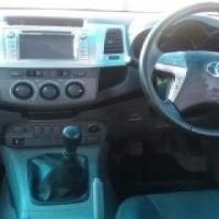 2013 Toyota Hilux 2.5 D4D Raider