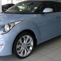 2014 Hyundai Veloster 1.6 Executive