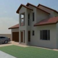 Beautiful house for sale at the Zambezi Country Estate.