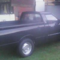 1985 Ford cortina met n 3l leger v6 motor