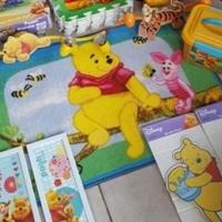 Winnie the pooh bedroom decor and lights