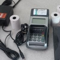 Moblile creditd card / speedpoint machine