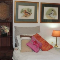 Furnished and Serviced Single Bed Accommodation in tranquil and exclusive environment.