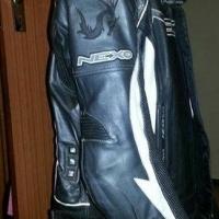 Nexo Leather Bike Jacket.