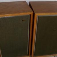 Bruin speakers te koop