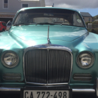 1968 Classic Jaguar 420 Sports Sedan with Overdrive - for sale in mint condition!