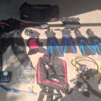Quality diving gear for sale