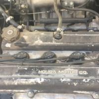 1999 Honda Ballade180i  Auto to swap for 1400 Nissan / bakkie lwb