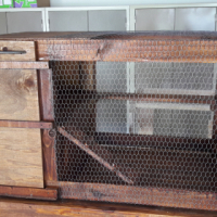 rabbit cage double story with removable side for only r 850