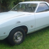 Classic ford ranchero 500 v8 auto to swop for panelvan,vito etc why