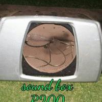 Sound box for sale