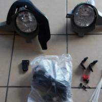 Hilux 2005 Fog Lights Set Selling for R595