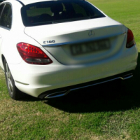 chauffeur driven Mercedes-Benz c180 cars for hire
