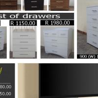 Chest of drawers: Direct from manufacturer