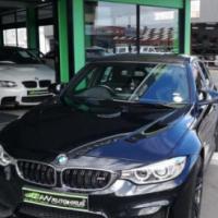 2015 BMW M3 Sedan M-DCT