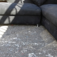 new 2 piece corner lounge suite L shape
