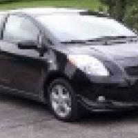 Stripping Toyota Yaris
