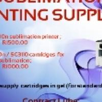 Sublimation printer . Brand new R1500
