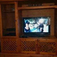 Egte pinewood tv kas