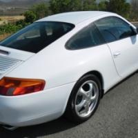 1998 PORSCHE 911 CARRERA 3.4 COUPE TIPTRONIC.
