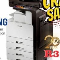 New Samsung SCX-8123NA Copier