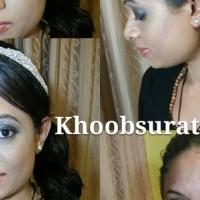 Khoobsurat.sa - Freelance Professional Makeup, Hair, Bridal & Mehendi Stylist
