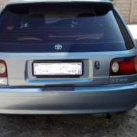 2003 Toyota Tazz 1.3 XE FOR SALE