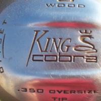 King Cobra offset .350 oversize wood set (3, 5 & 7)