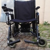 CE Power automatic wheelchair