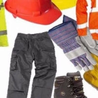 REFLECTIVE VESTS @ R33;SAFETY FOOTWEAR;SAFETY SHOES
