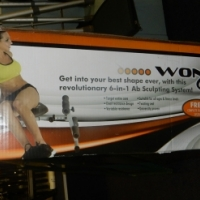 Wonder Core Gym Equipment