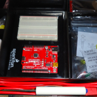 For the Budding Scientist - Hardly used/Good as new Sparkfun Inventor's Kit