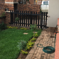 Lovely 2 bedroom townhouse in Middelburg